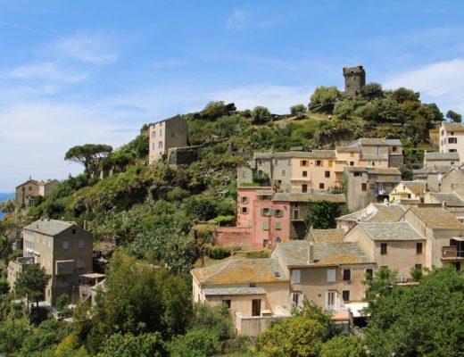 Corse - Cap Corse (Nonza)