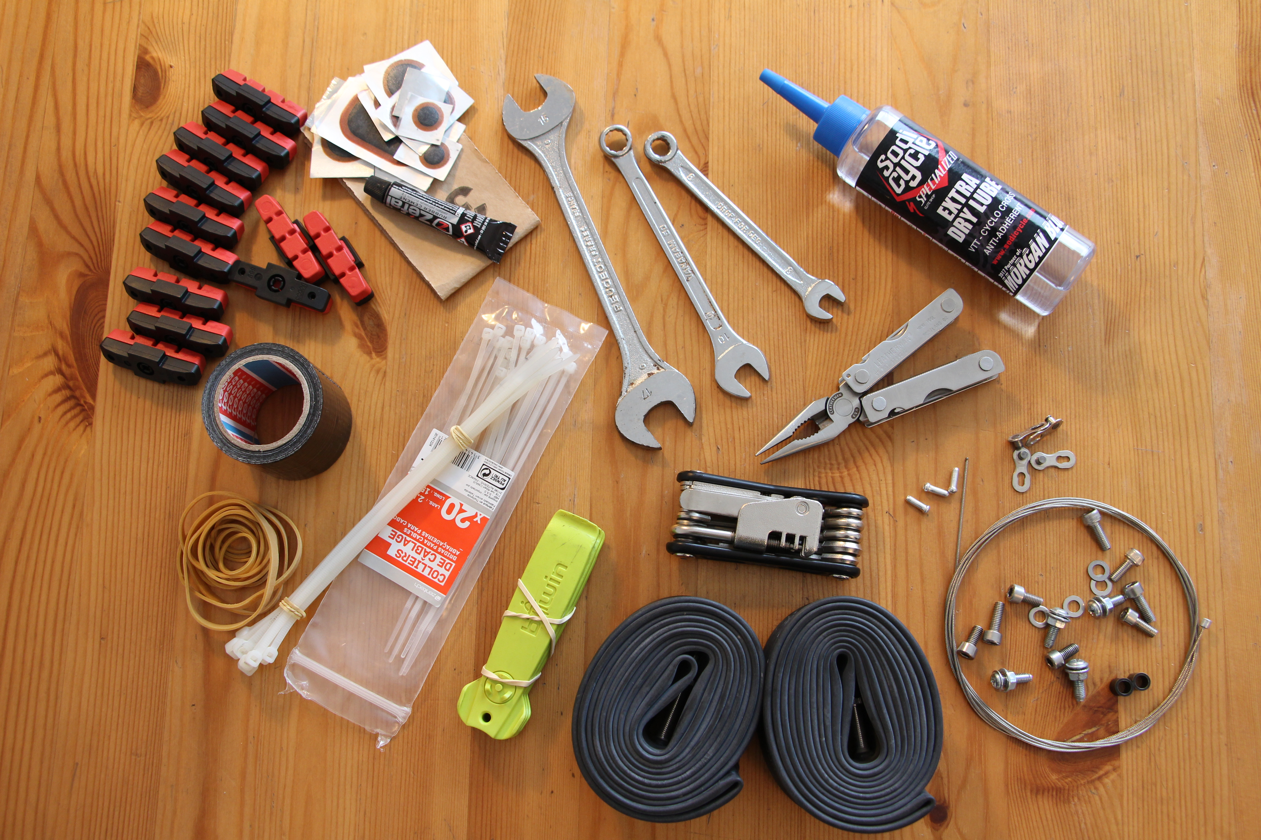 TMatériel - Trousse à outils