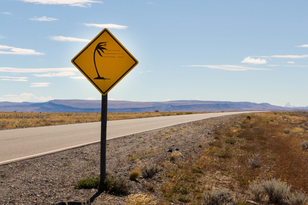 Il y a du vent en Patagonie ?