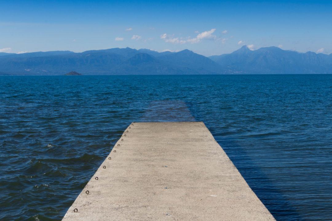 Le lac Villarrica, à Villarrica