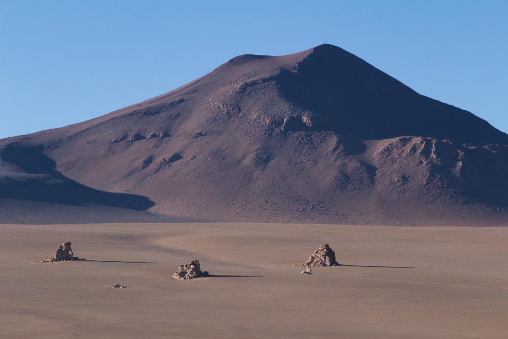 Le désert de Dali, dans la région du Sud-Lipez