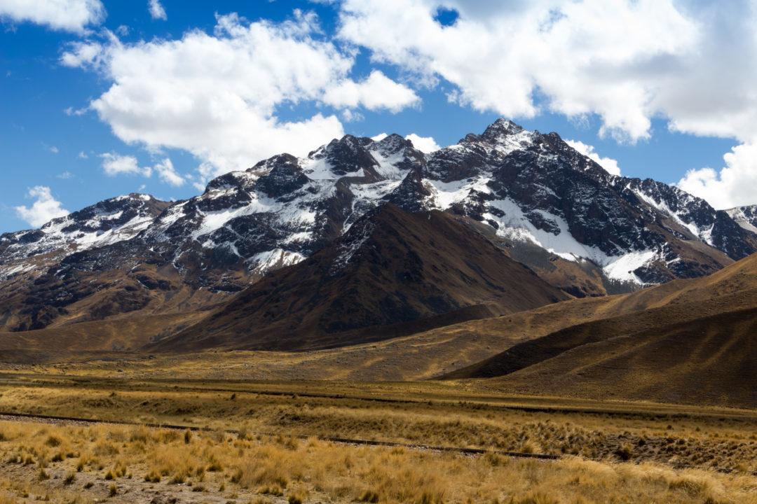Entre Juliaca et Cusco - Col d'Abra la Raya
