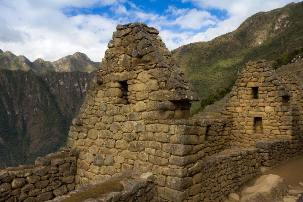 Machu Picchu - Maison