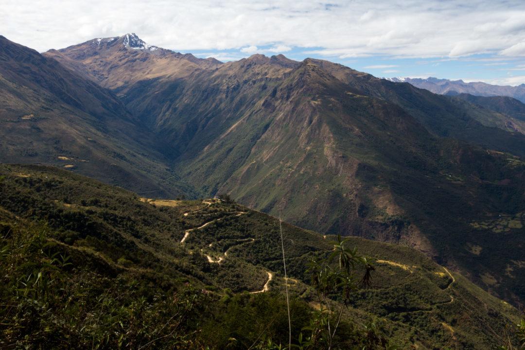La vallée de Marcocassa, le premier jour