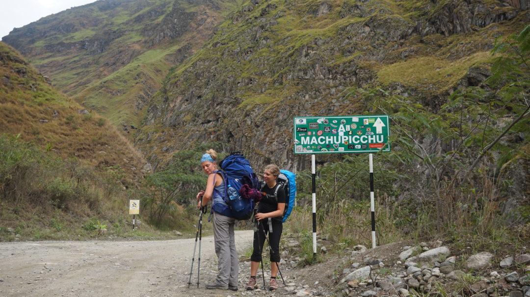En route pour le Machu Picchu !