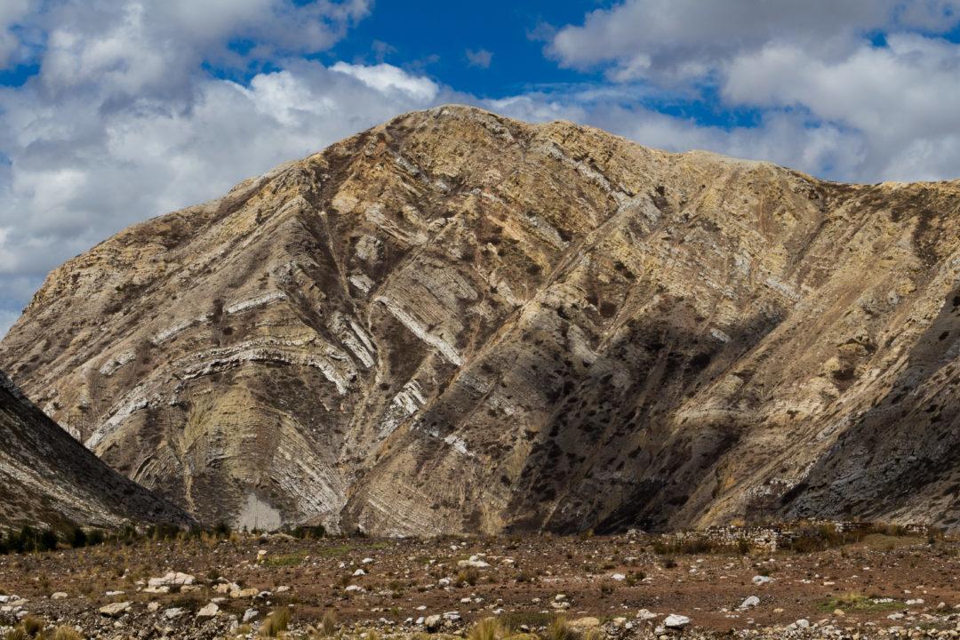 Entre Huancayo et Cerro de Pasco - Paysage de montagne