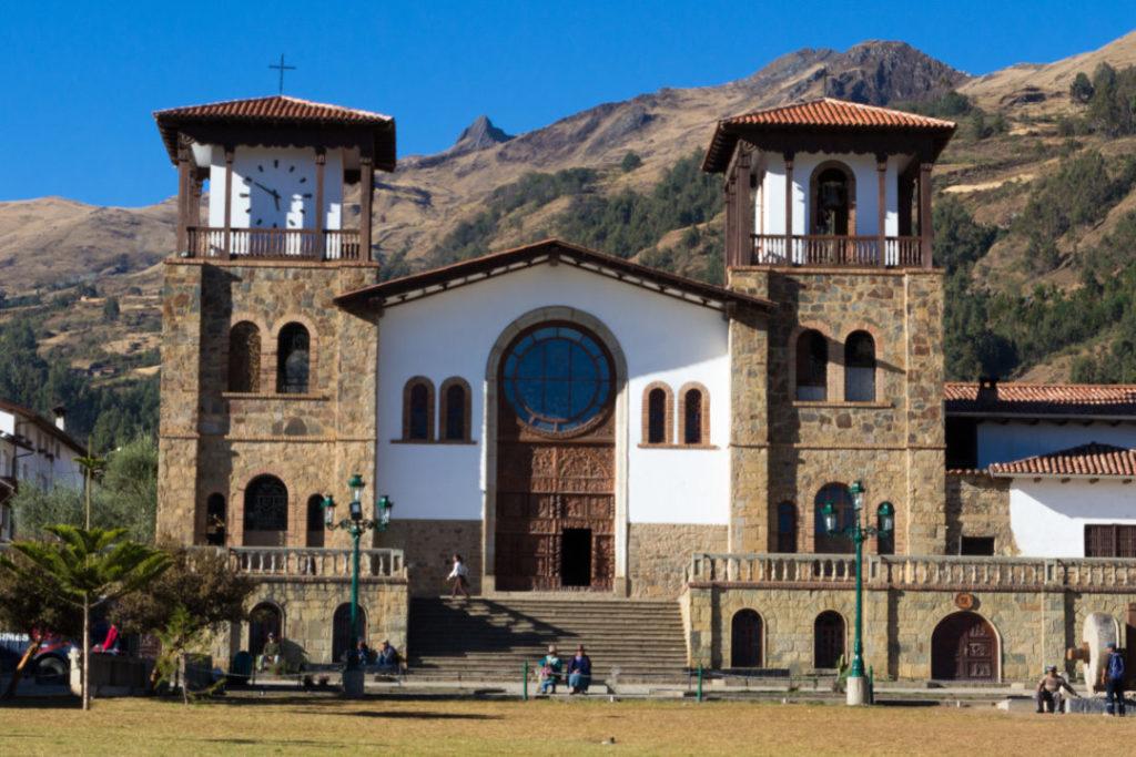 Chacas - Eglise