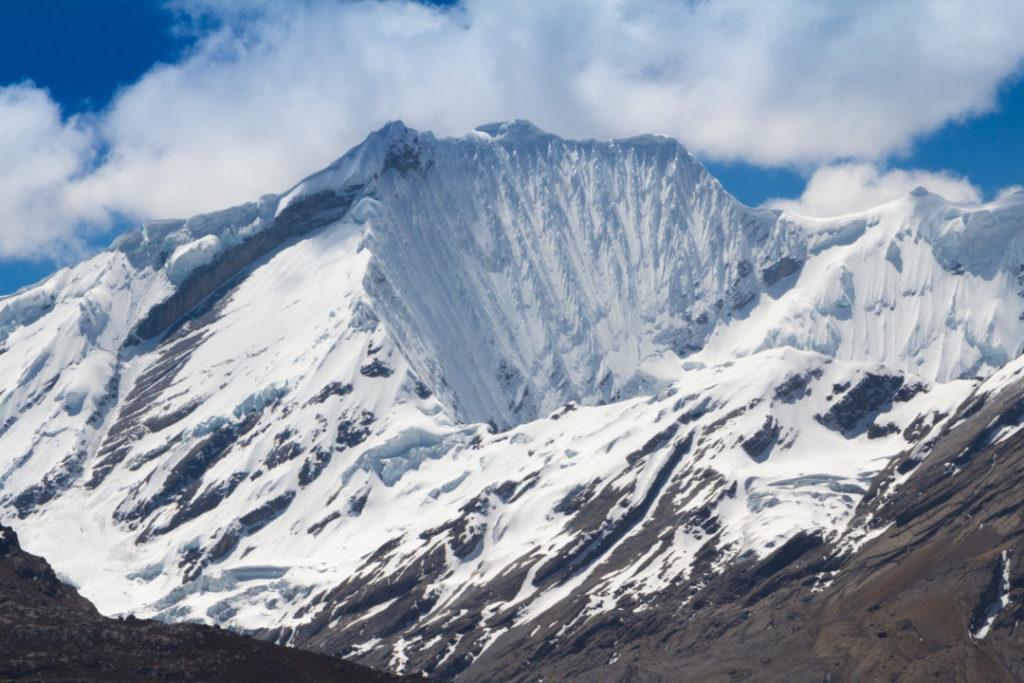 Cordillera Huayhuash - Sommet