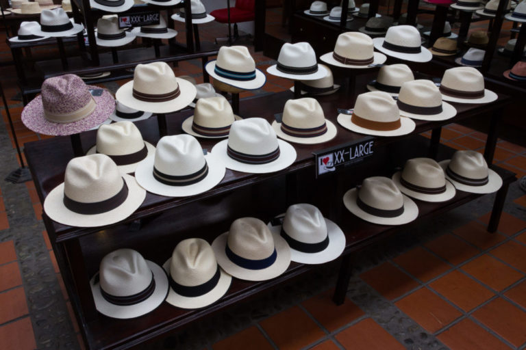 Cuenca - Chapeau Panama
