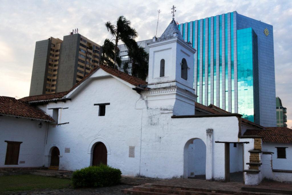 Cali - Eglise La Merced
