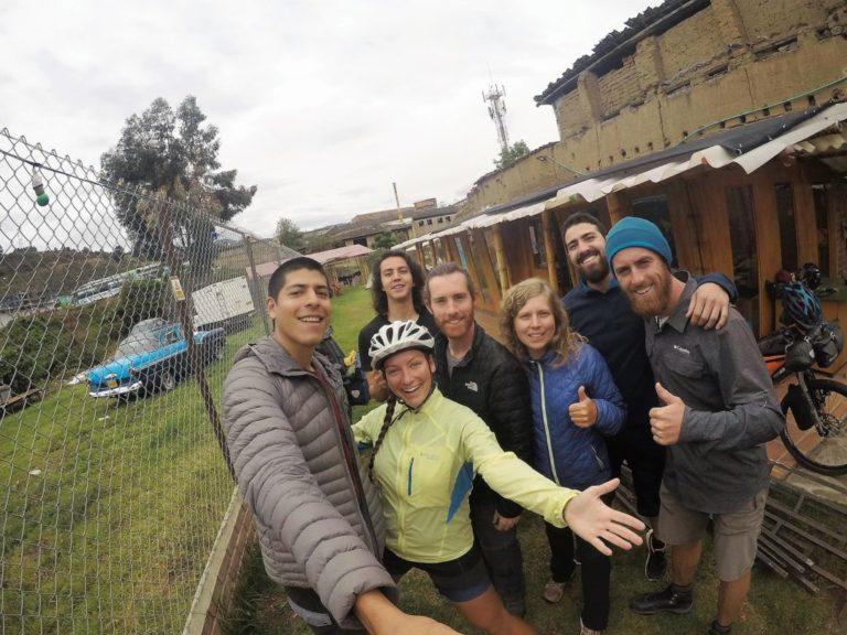 Casa Bici Pasto - Avec les Bicionarios, Sophie et Jérémy