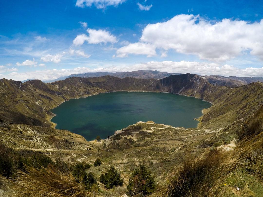 Lagune du Quilotoa