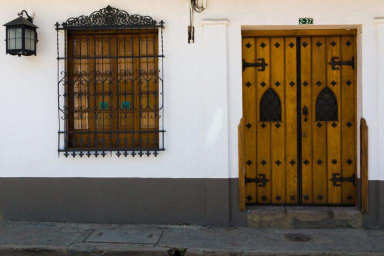Popayan - Porte