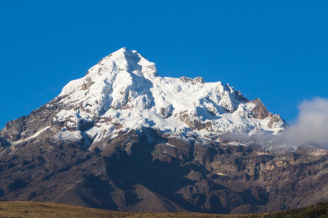 Quilotoa Loop -Volcan Illiniza