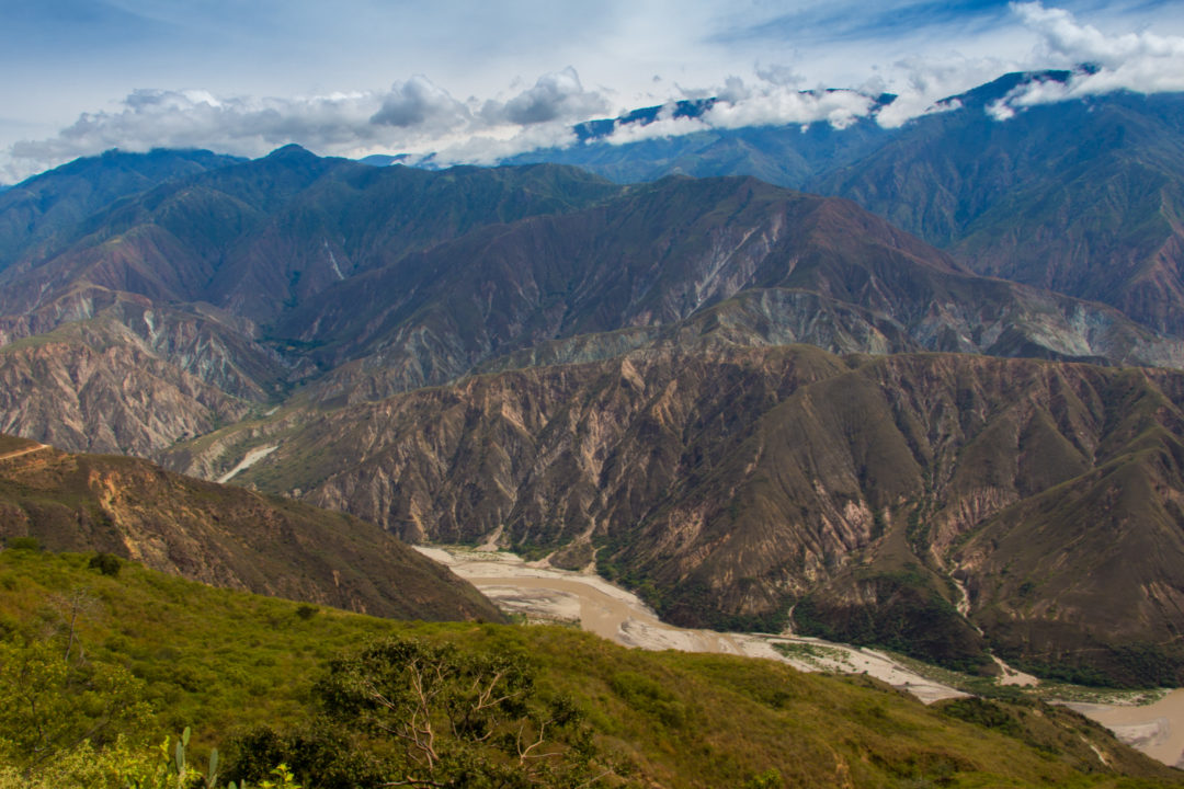Canyon del Chicamocha - Paysage