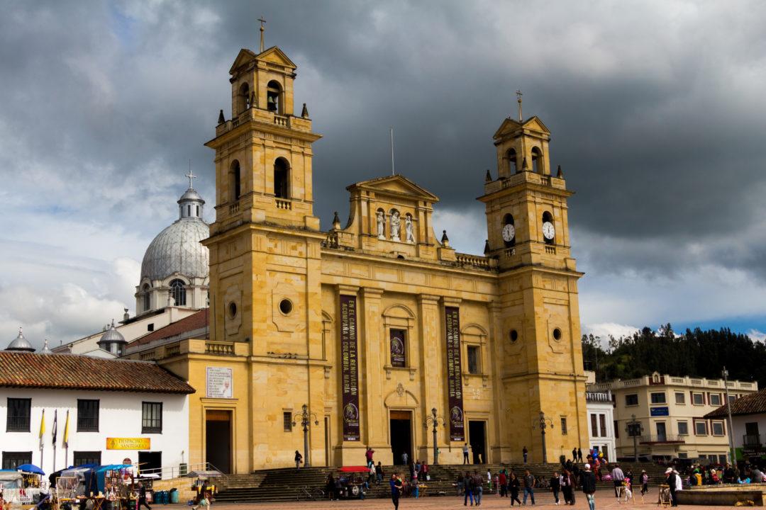 Chiquinquira - Cathédrale