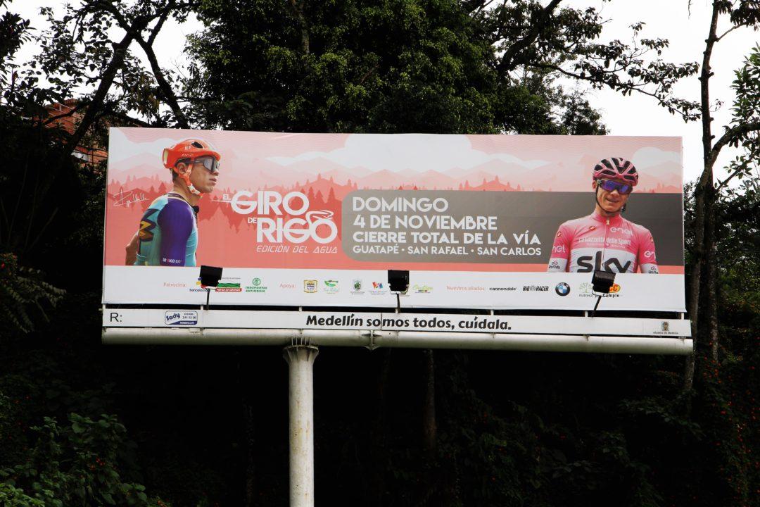Guatapé - Giro de Rigo