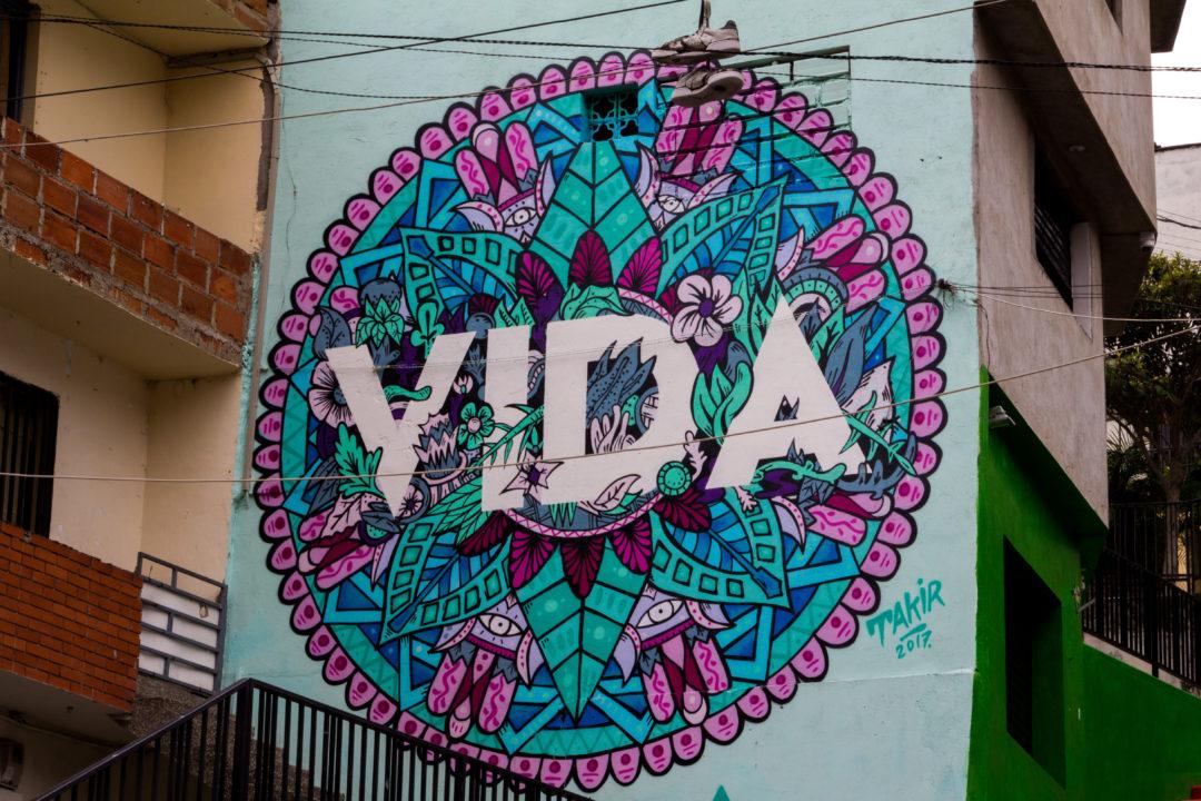 Medellin - Comuna 13 Vida