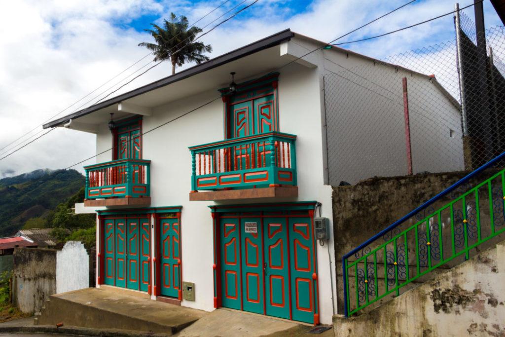 Salento - Maison verte