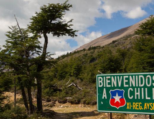 Bienvenue au Chili :)