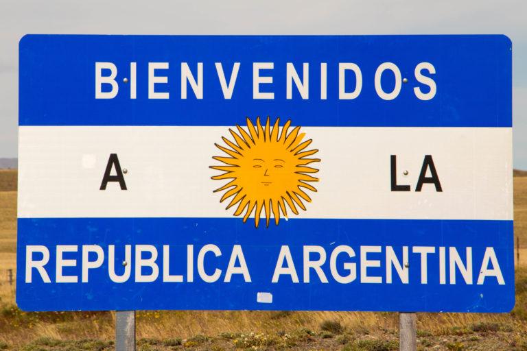 Bienvenue en Argentine :)