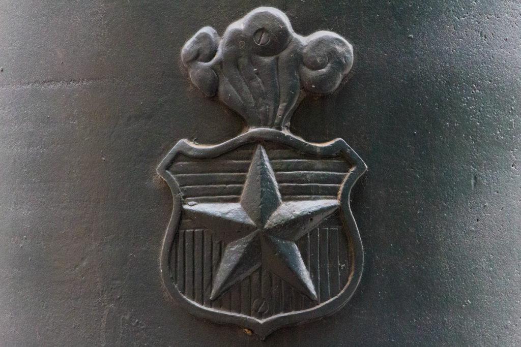 Insigne de bronze de Santiago