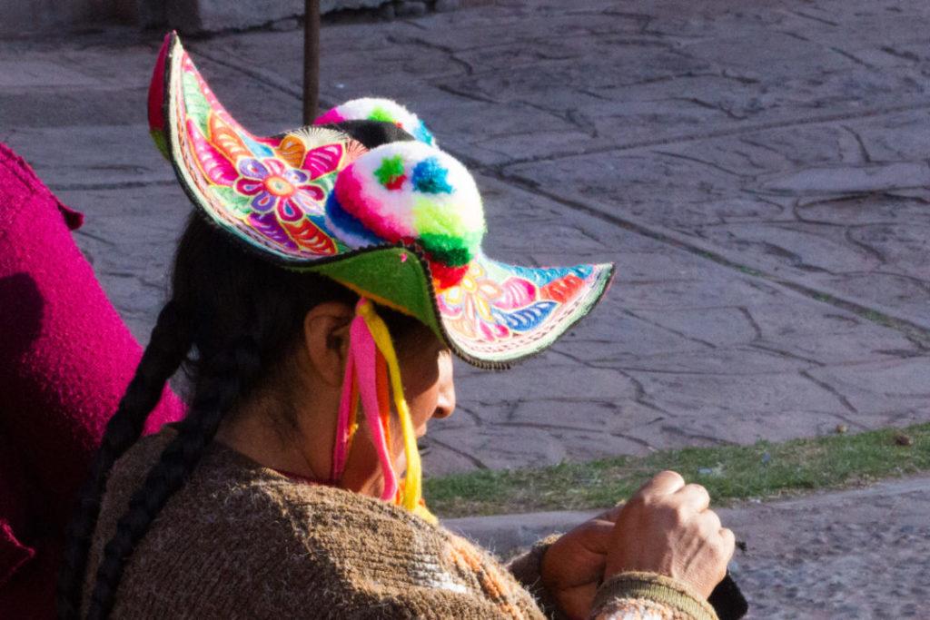 Llachon - Chapeau de dame