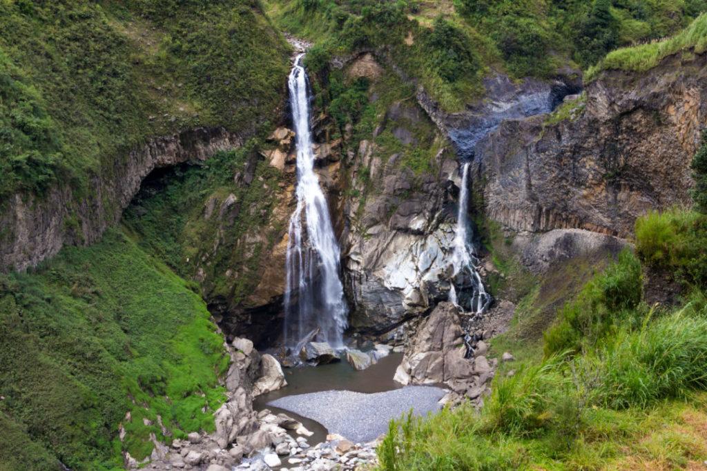 Baños - Cascade