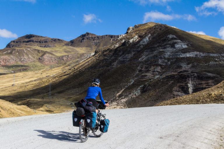 Cordillera Huayhuash - Pauline