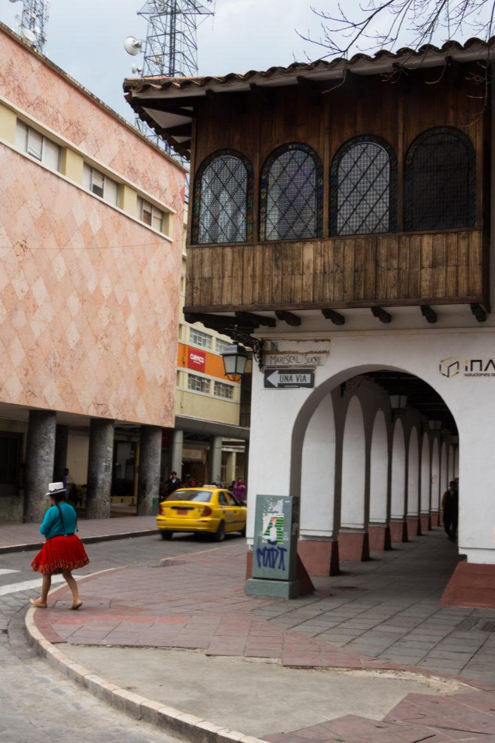Cuenca - Balcon