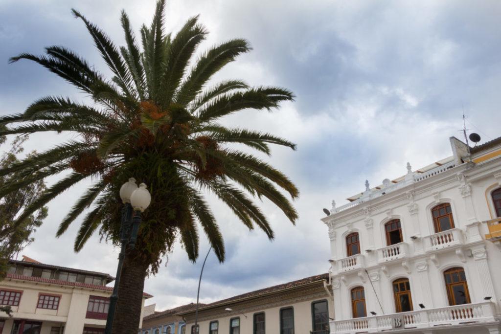 Loja - Place centrale