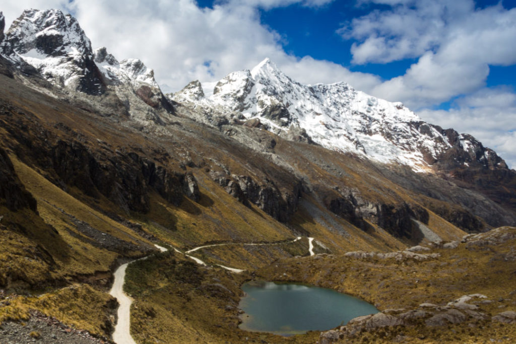 Parc Huascaran - Laguna Morococha