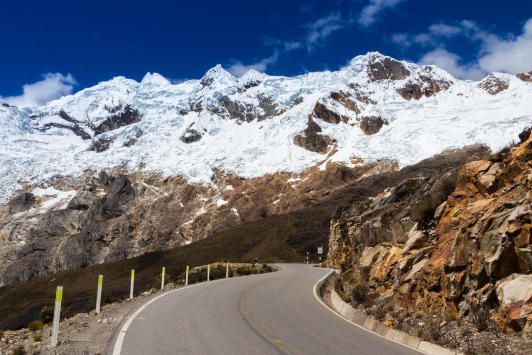 Parc Huascaran - Sommet Contrahierbas