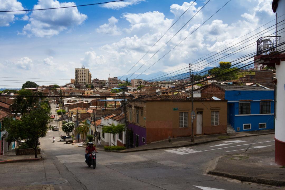 Cali - Quartier San Antonio