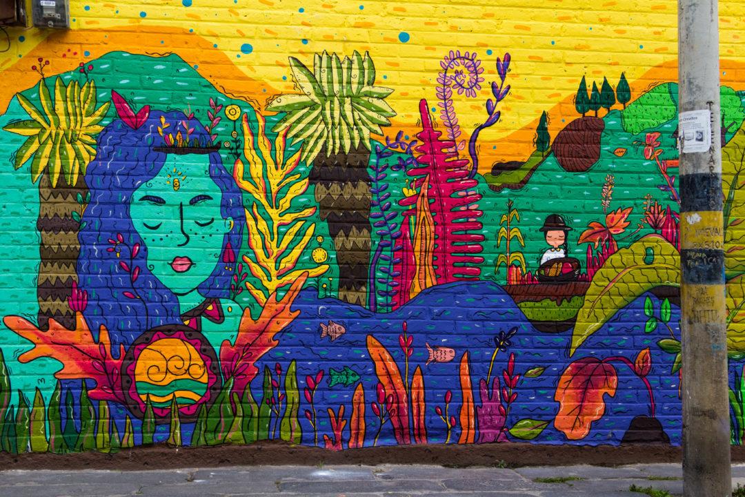 Casa Bici Pasto - Fresque