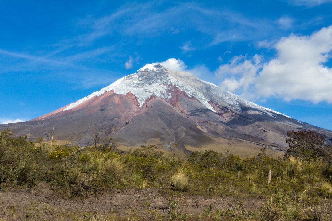Parc national du Cotopaxi - Volcan Cotopaxi