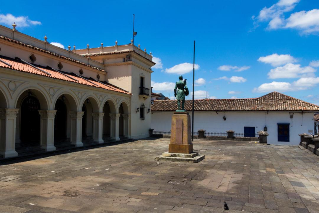Popayan - Palais de justice