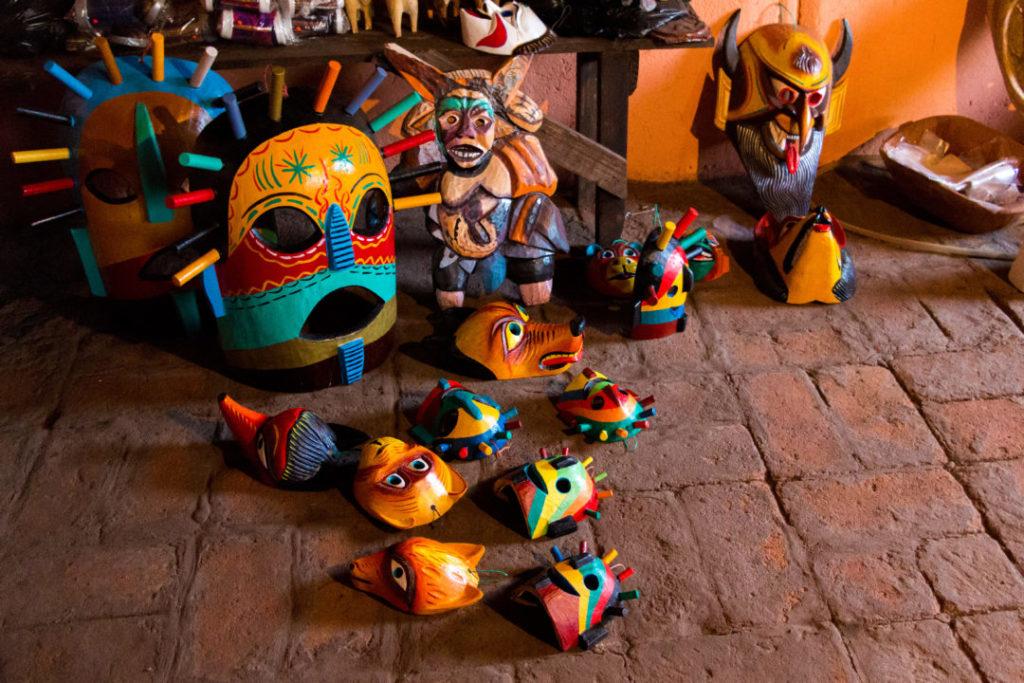 Quilotoa Loop - L'atelier des masques