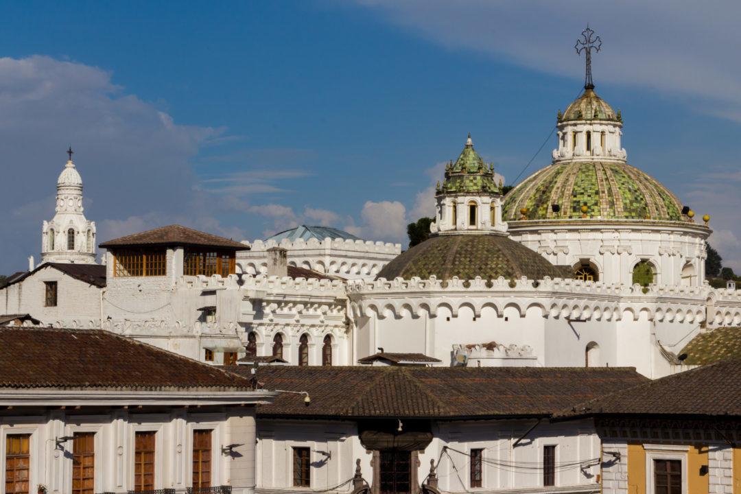 Quito - Cathédrale