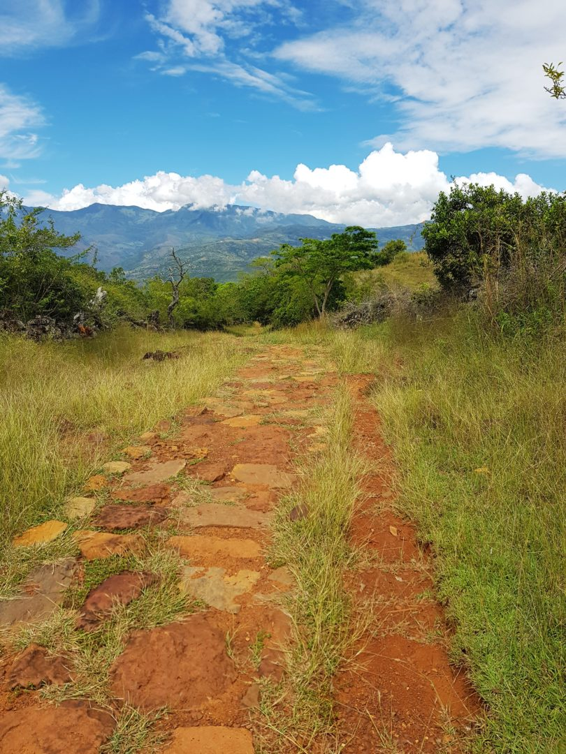 Barichara - Sur le Camino Real jusqu'à Guane