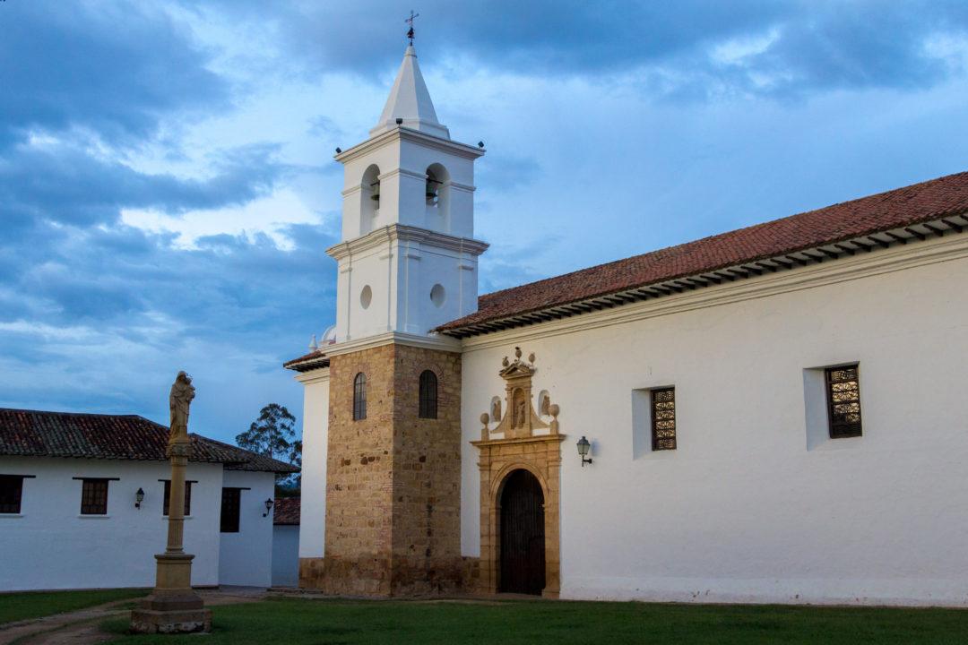 Villa de Leyva - Eglise