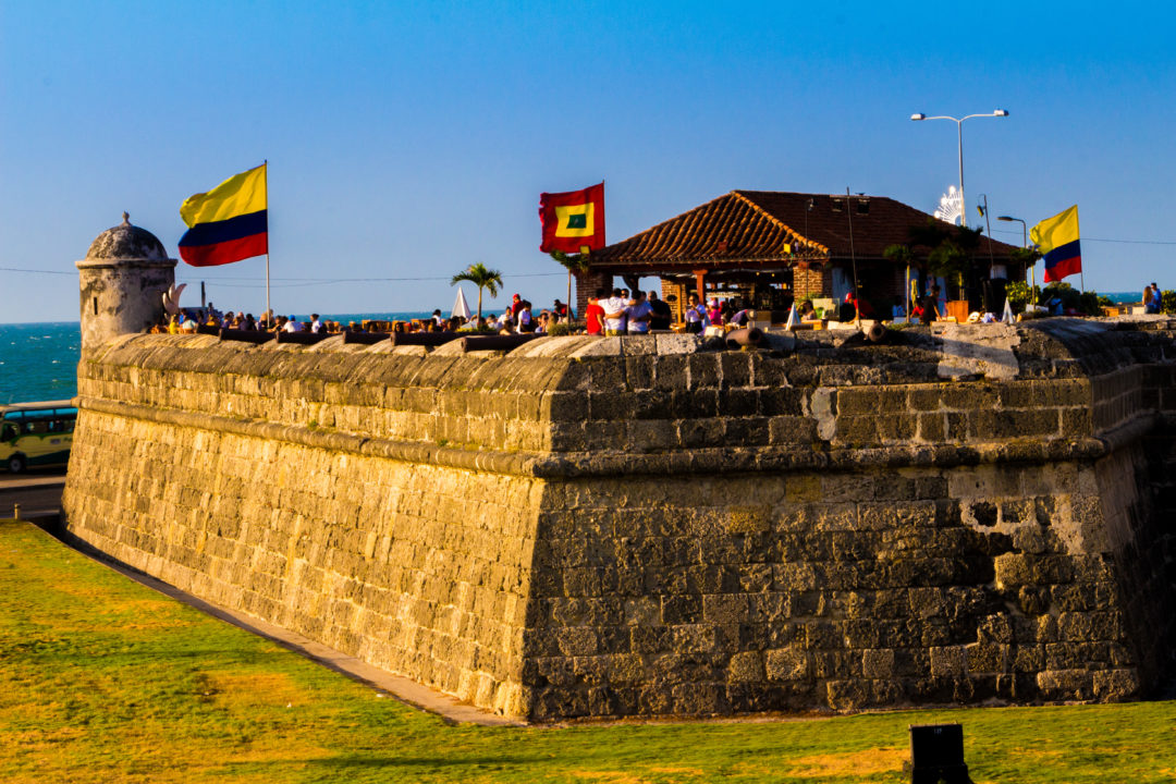 Carthagène - Fortification