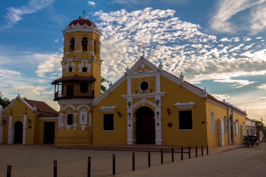 Mompox - Eglise
