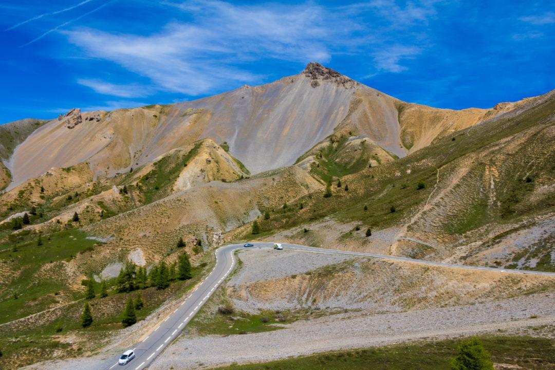 Col d'Izoard - Paysage
