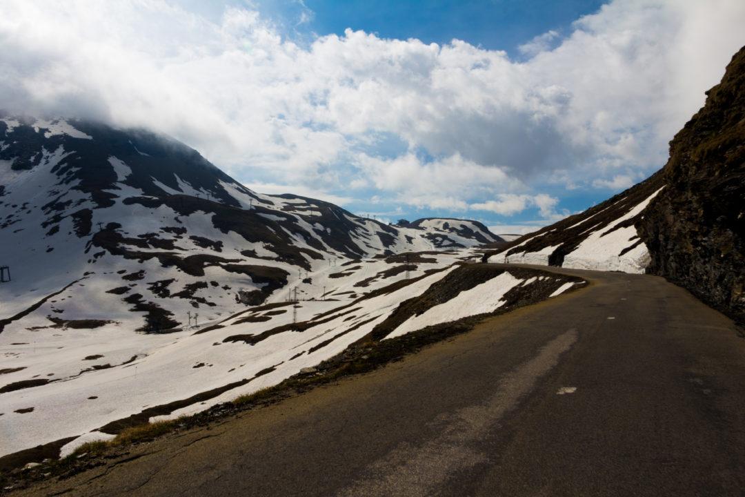 Col de l'Iseran - Paysage